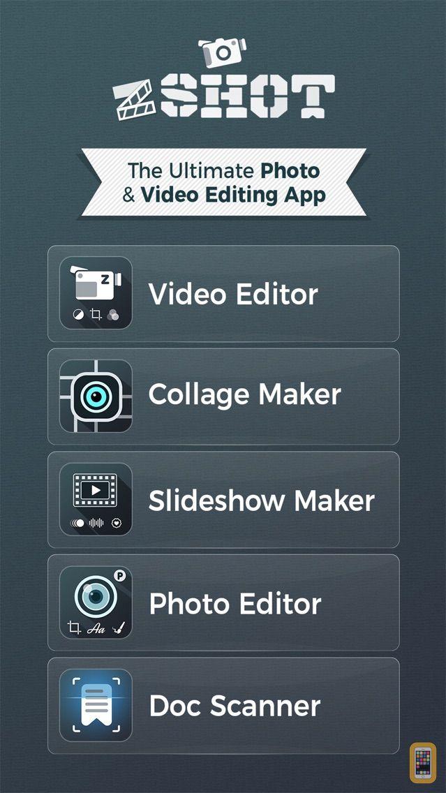 Screenshot - Video Editor zShot: Easy Edits