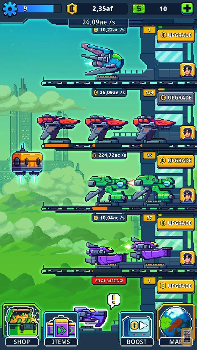 Screenshot - Idle Space: Tycoon