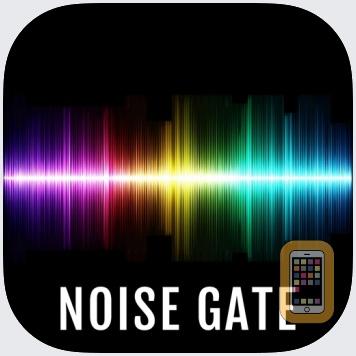 Noise Gate AUv3 Plugin by 4Pockets.com (Universal)