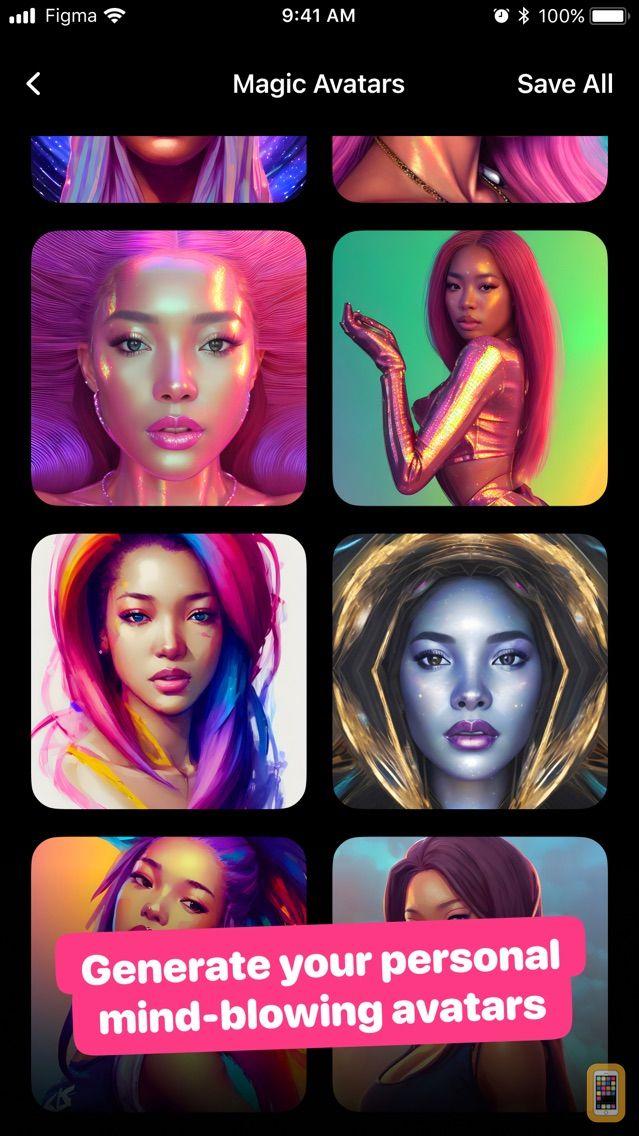 Screenshot - Lensa: Photo Editor