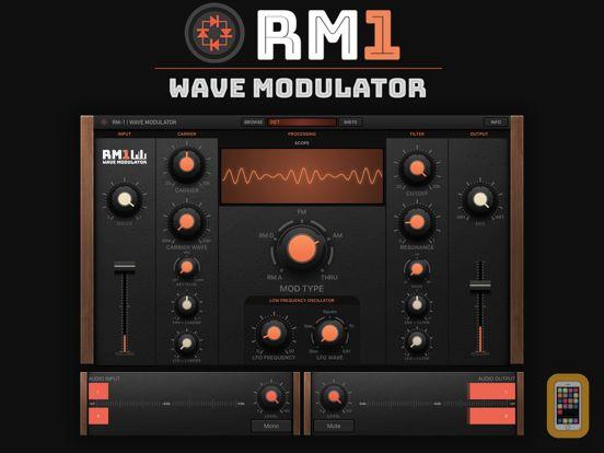 Screenshot - RM-1 Wave Modulator