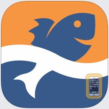Fishing forecast app: TipTop by Konstantin Breysler (Universal)