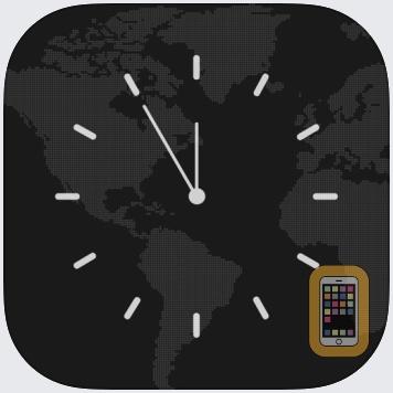 Stock Market Hours Stock Clock by Ocean Reef Studios (Universal)