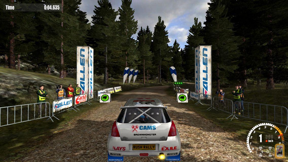 Screenshot - Rush Rally 3