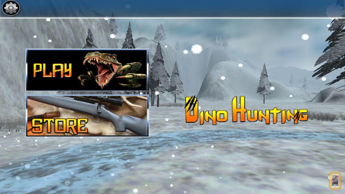 Screenshot - Dinosaur Hunt Jurrasic