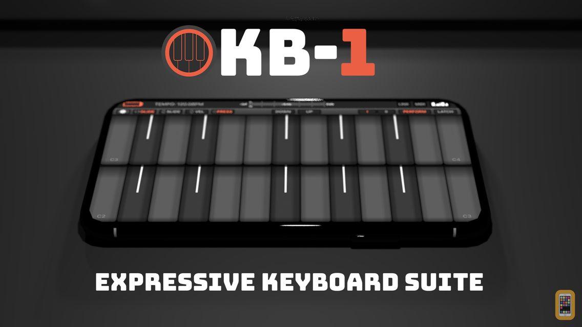 Screenshot - KB-1 Keyboard Suite
