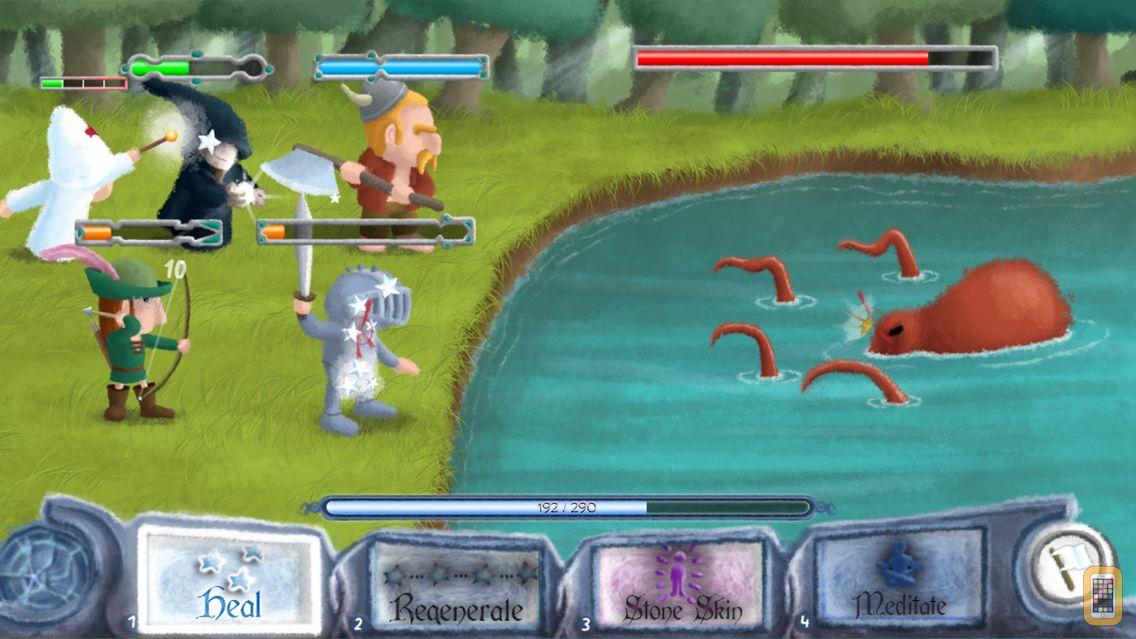 Screenshot - Healer's Quest: Pocket Wand