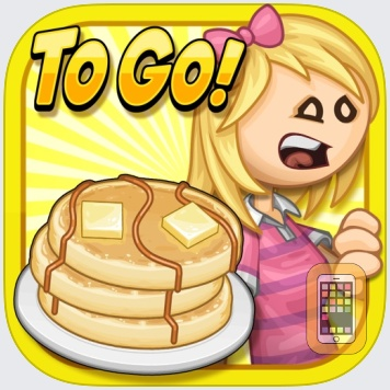 Papa's Pancakeria To Go! by Flipline Studios (iPhone)