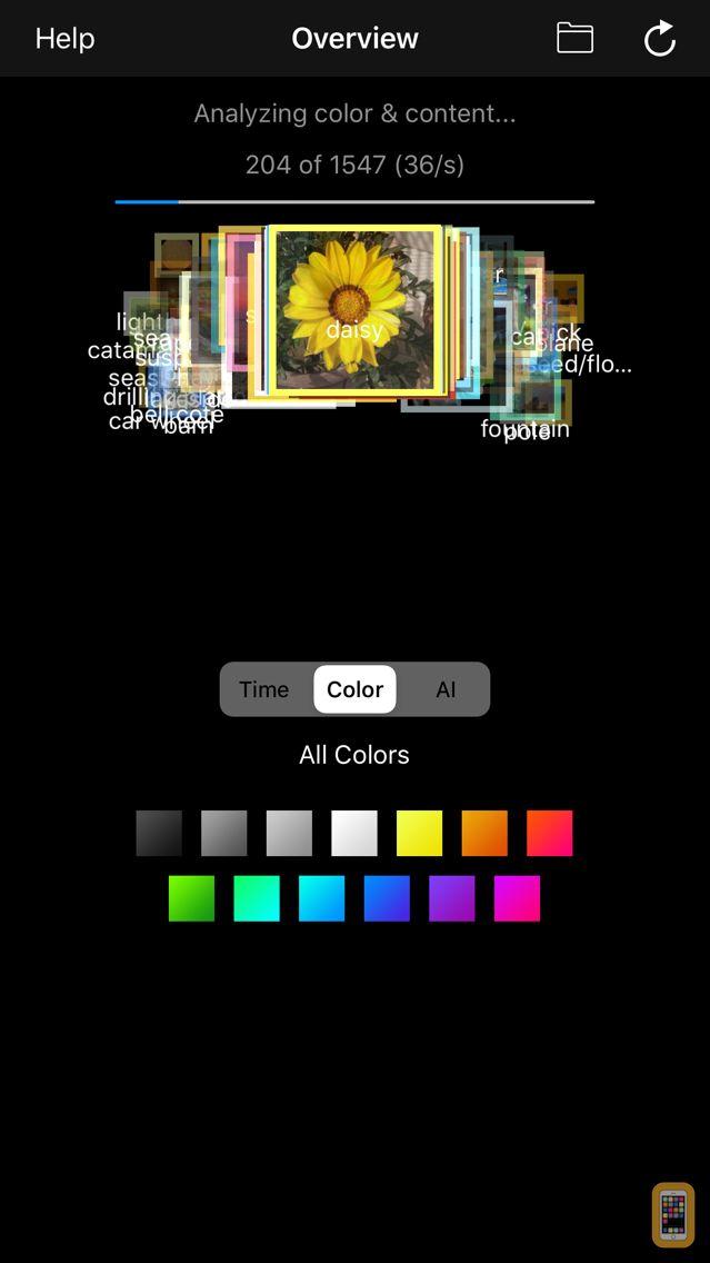 Screenshot - Photo Collection Filter