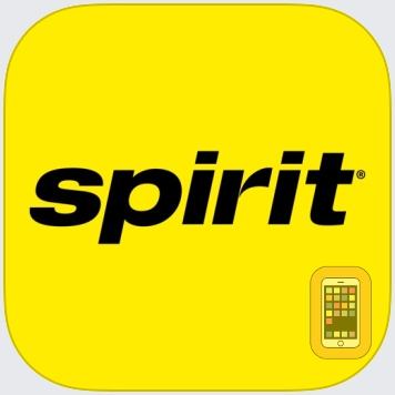 Spirit Airlines by Spirit Airlines (iPhone)