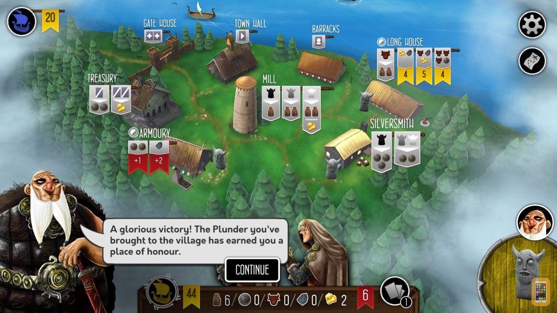 Screenshot - Raiders of the North Sea