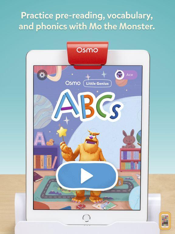 Screenshot - Osmo ABCs