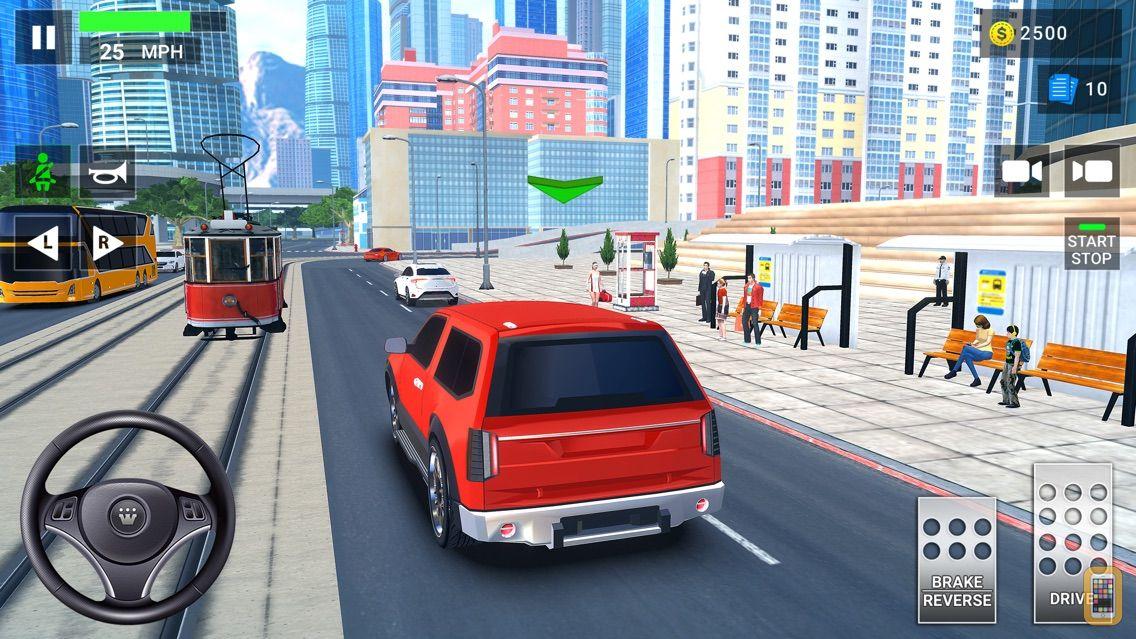 Screenshot - Driving Academy 2: Car Parking
