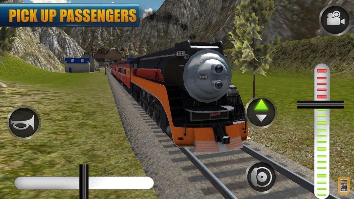 Screenshot - Train Driving Adventure Sim