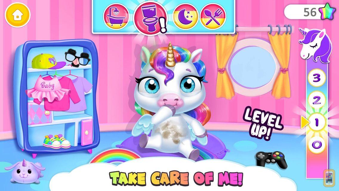 Screenshot - My Baby Unicorn