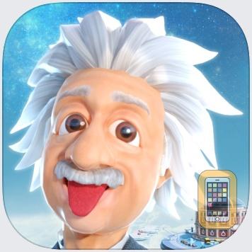 Human Heroes Einstein On Time by Human Heroes Ltd (Universal)