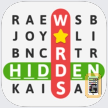 Word Search: Hidden Words by BitMango (Universal)