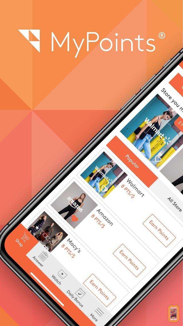 Screenshot - MyPoints: Cashback Rewards