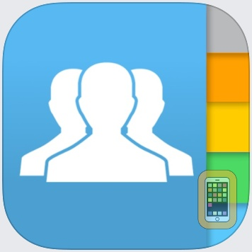 ContactsXL 2 for iPad by Jonathan Teboul (iPad)