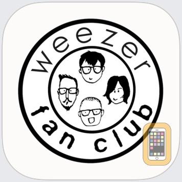 Weezer Fan Club by 23/7 Global Inc. (iPhone)