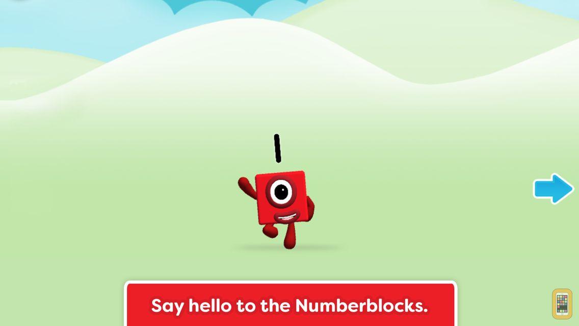 Screenshot - Meet the Numberblocks!