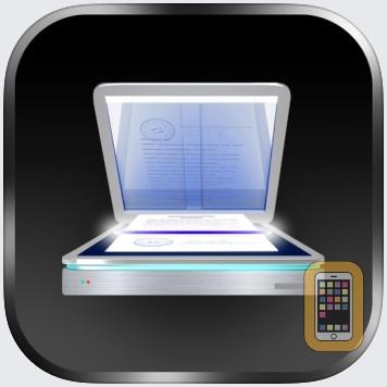 e-Scan: PDF Docs Scanner App by MeedMob, Inc. (iPhone)
