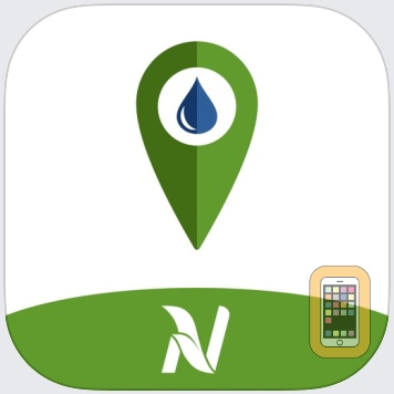 Nutrien Pocket Rain Gauge™ by Agrible (iPhone)
