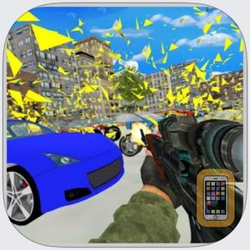 Shoot Car Crazy: Destroy City by Nguyen Tuyet (Universal)