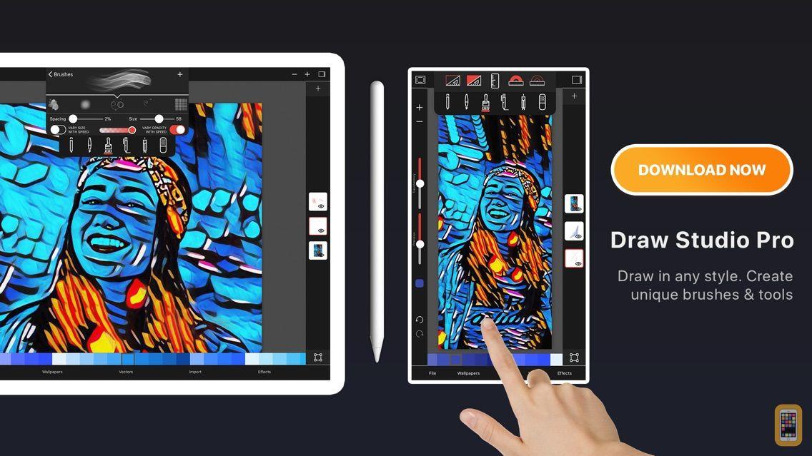 Screenshot - Draw Studio Pro - Paint, Edit