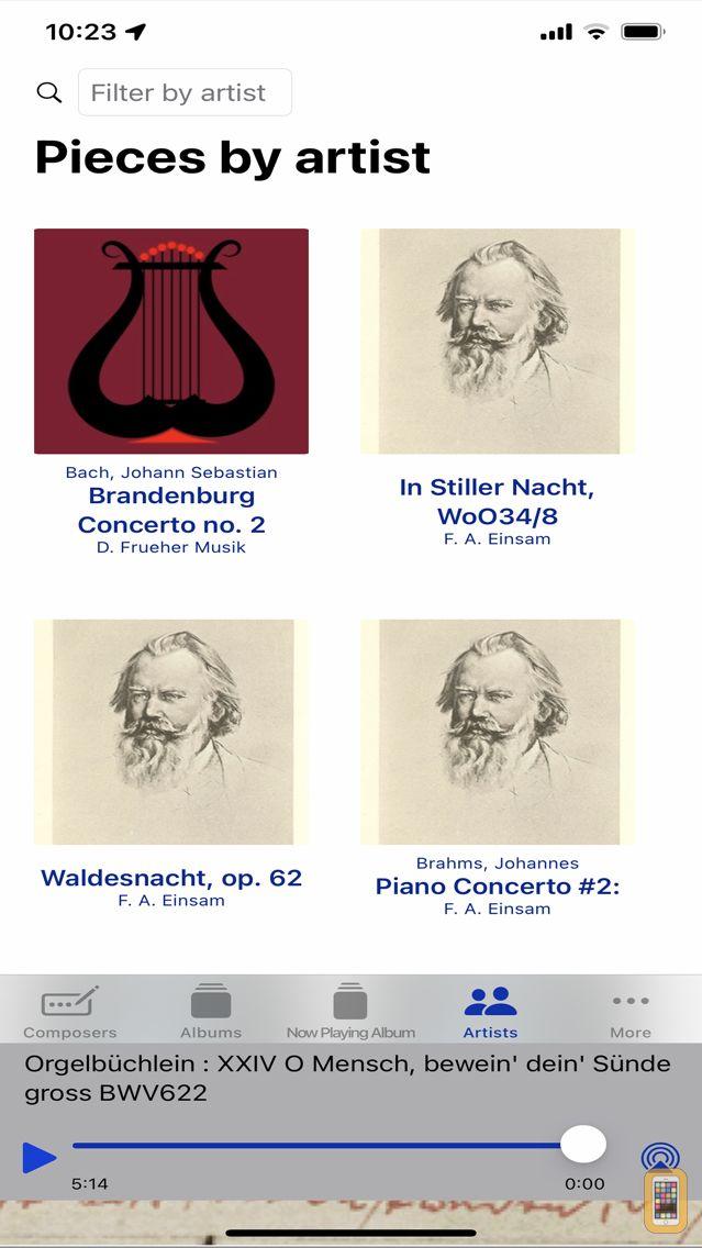 Screenshot - ClassicalPlayer -