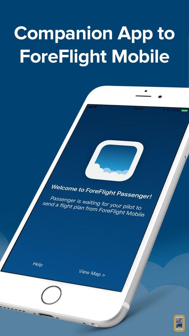 Screenshot - ForeFlight Passenger