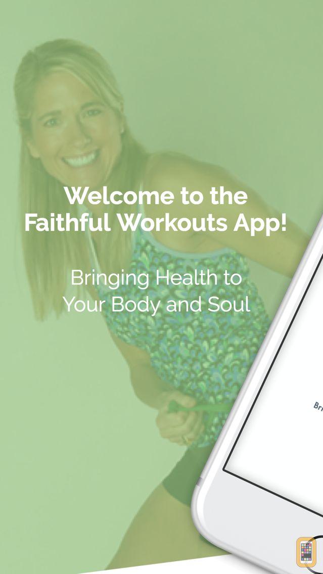 Screenshot - Faithful Workouts