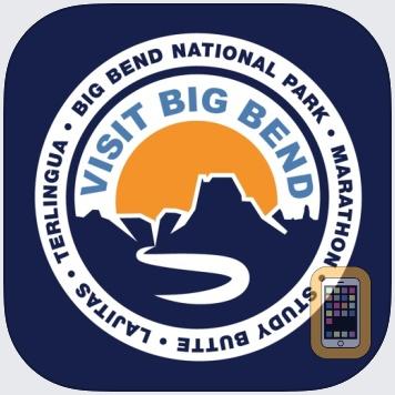 Visit Big Bend! by Brewster County Tourism Council & Visit Big Bend (Universal)