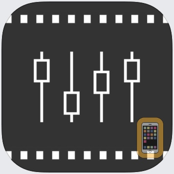 VideoMaster Pro: EQ For Videos by Future Moments (Universal)