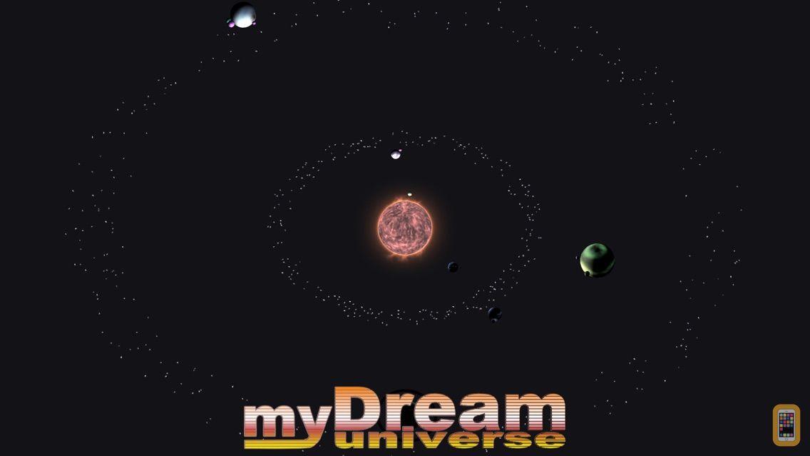 Screenshot - myDream Universe - Build Solar
