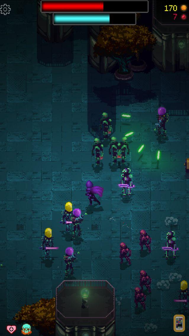 Screenshot - Immortal Rogue