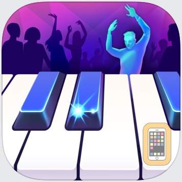 Piano Band: Music Tiles Game by Piano Band (Universal)
