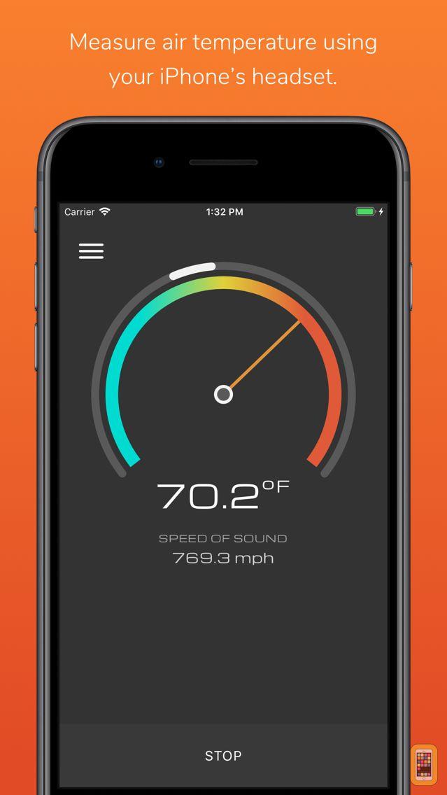 Screenshot - Ondo - Thermometer