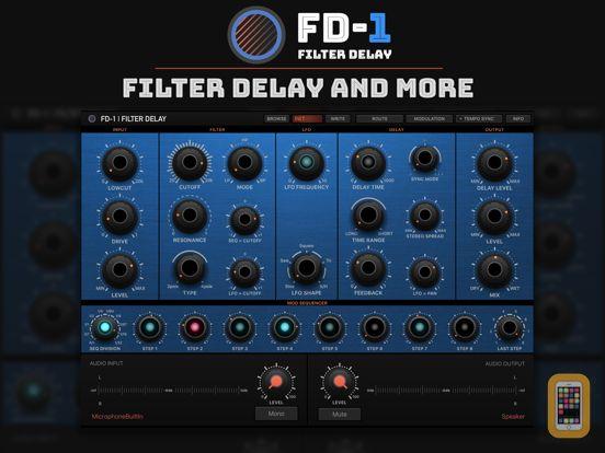 Screenshot - FD-1 Filter Delay