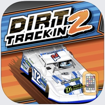 Dirt Trackin 2 by BENNETT RACING SIMULATIONS, LLC (Universal)