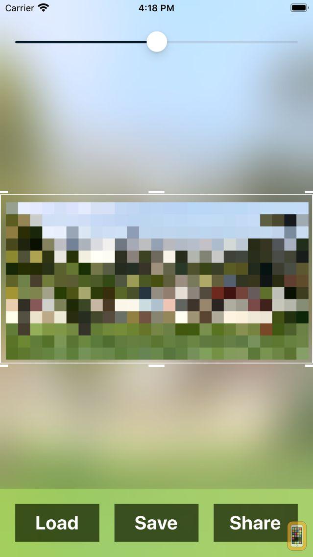 Screenshot - Pixelizator