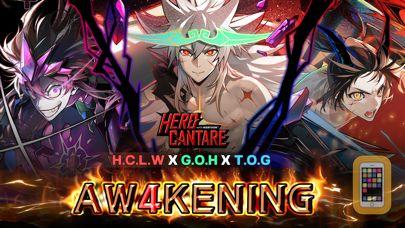Screenshot - Hero Cantare with WEBTOON™