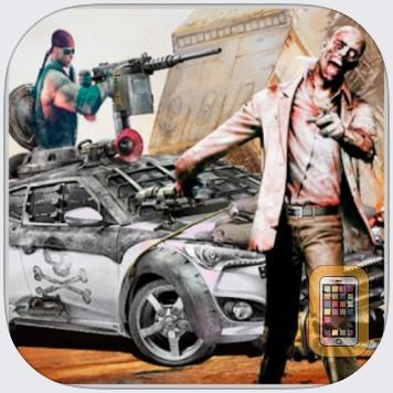 Death Zombie: Street Kill by Vu Thi Ha (Universal)