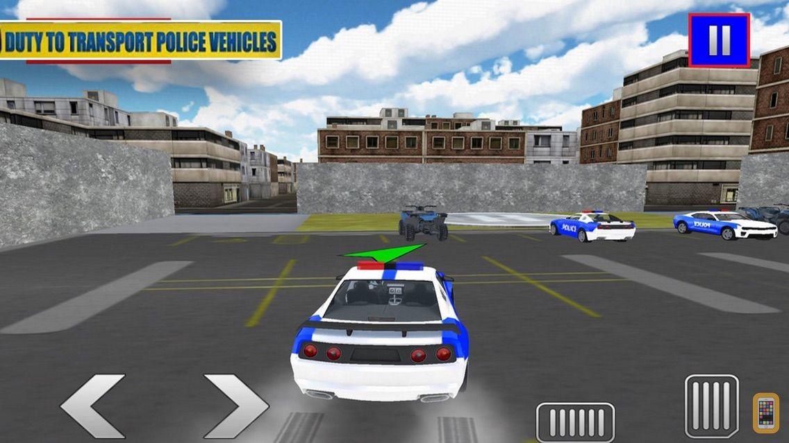 Screenshot - Mr Transport Truck Car