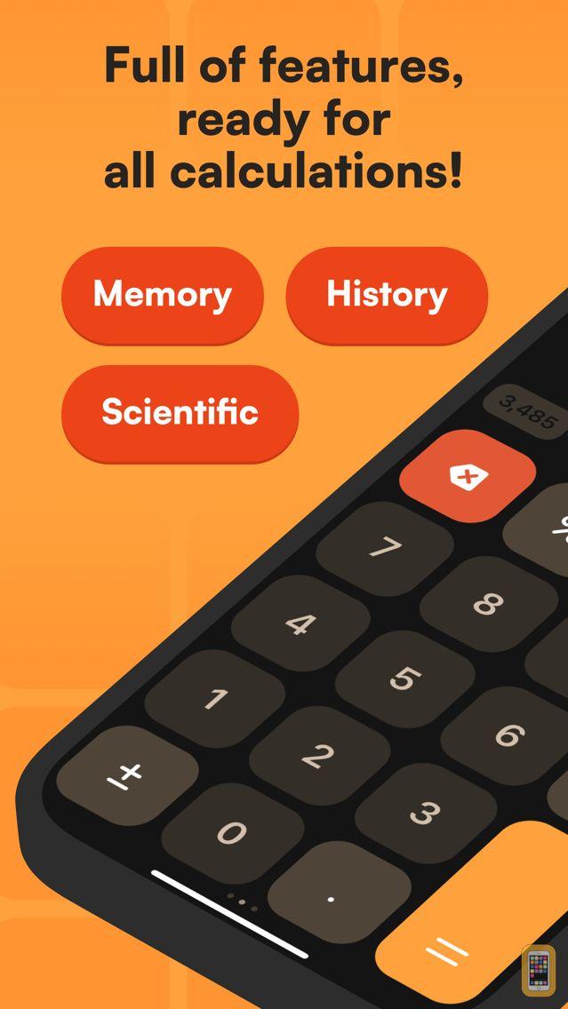 Screenshot - Kalkulator 2