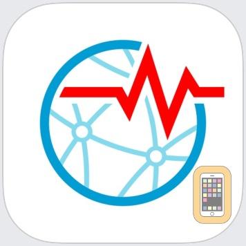 Earthquake Network by Francesco Finazzi (iPhone)