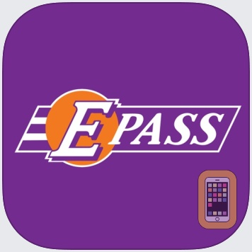 E-PASS Toll App by Central Florida Expressway Authority (iPhone)