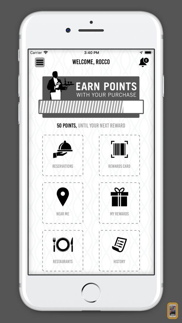 Screenshot - Bartolotta Rewards