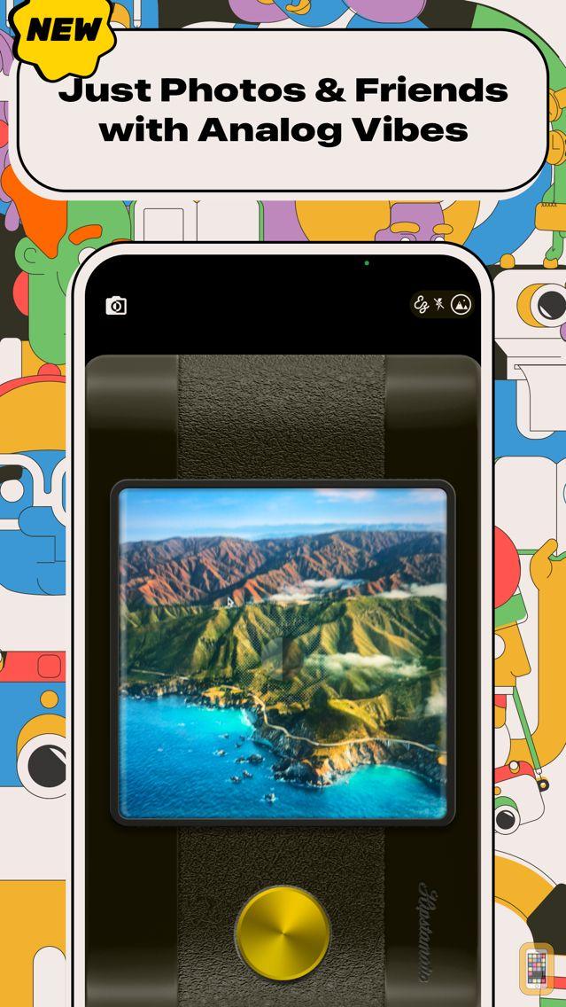 Screenshot - Hipstamatic X — Vintage Camera
