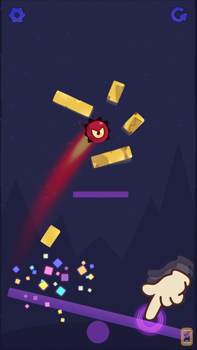 Screenshot - Bouncy Catapult